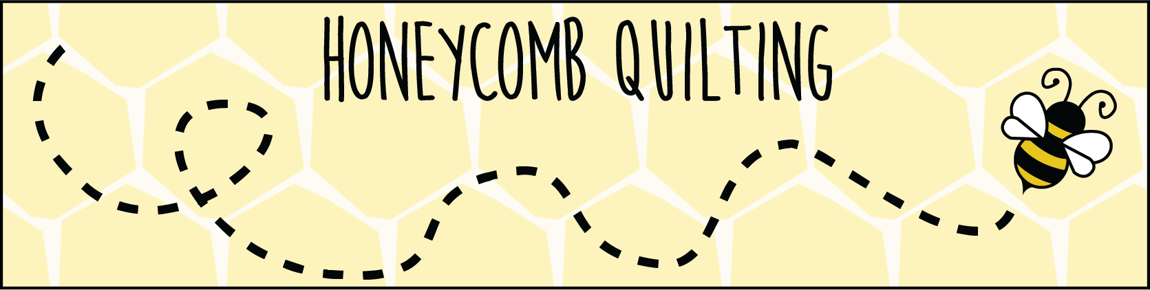 Honeycomb Quilting Logo